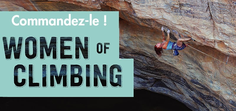 Calendrier Women of Climbing