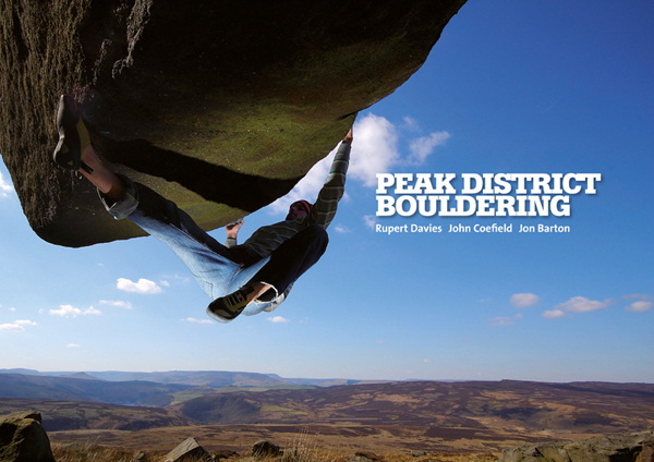 Couverture du topo Peak District Bouldering