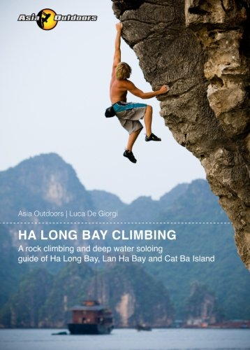 Couverture du topo Ha Long Bay Climbing