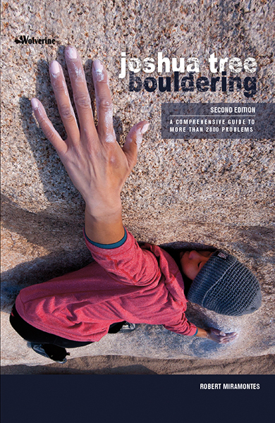 Couverture du topo Joshua Tree Bouldering 2nd Edition