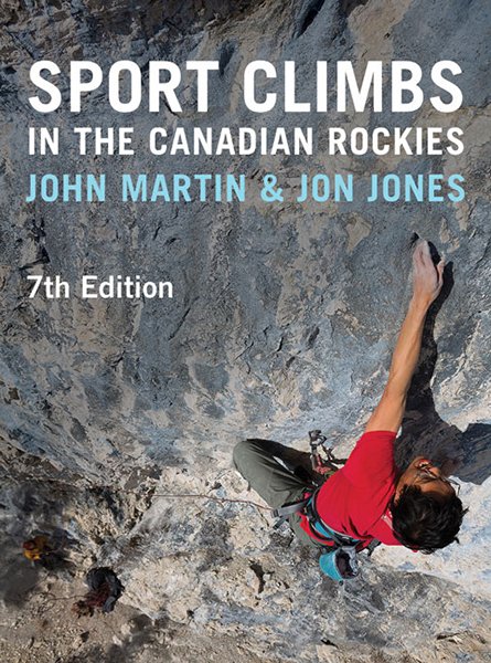 Couverture du topo Sport Climbs in the Canadian Rockies