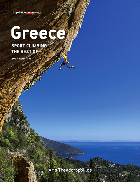 Couverture du topo Greece Sport Climbing: The Best Of