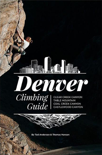 Couverture du topo Denver Climbing Guide