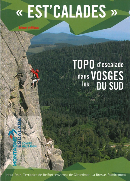 Cover of the guide book EST