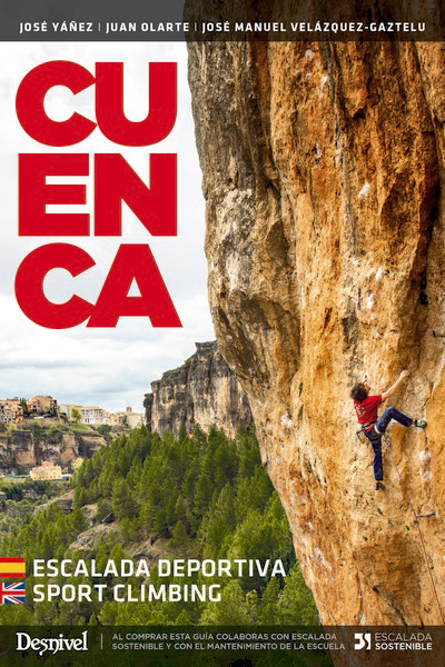 Cover of the guide book Cuenca