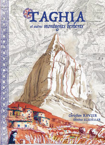 Cover of the guide book Taghia et autres montagnes berbères