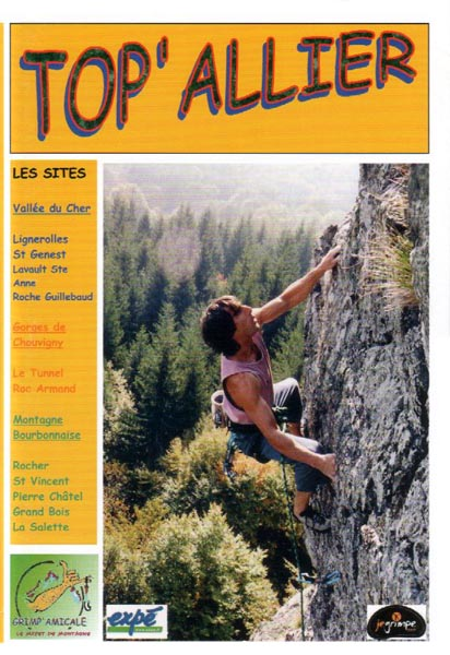 Cover of the guide book Top