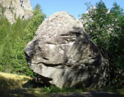 Ailefroide (blocs)