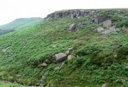 Peak district (Burbage valley)