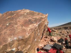 Red Rocks (Kraft Boulders)
