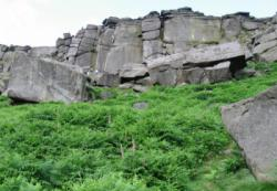 Peak district (Stanage)