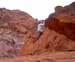 Red Rocks (Calico Basin)