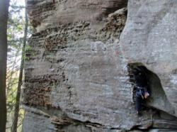 Red River Gorge (Phantasia Wall)