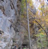 Red River Gorge (Drive-By Crag)