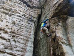 Red River Gorge (Volunteer Wall)